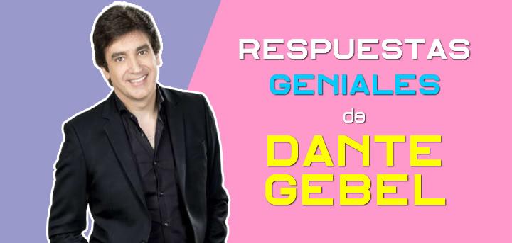 Heme aquí, envíalo a él: Respuestas geniales de Dante Gebel